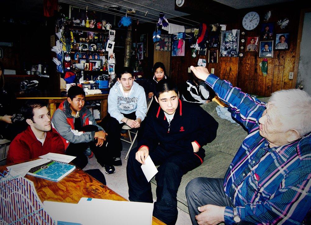 2008 Akiuk LKSD IrvinBrink Interview with Kids (1).jpg