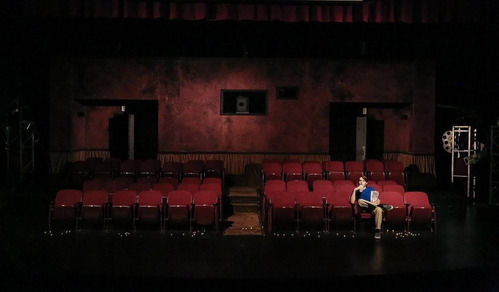 THE FLICK | Gainesville Theatre Alliance @ University of North Georgia