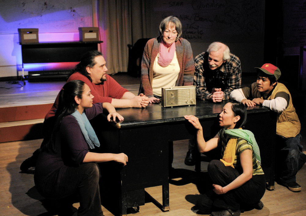 8 STARS OF GOLD | Perseverance Theatre