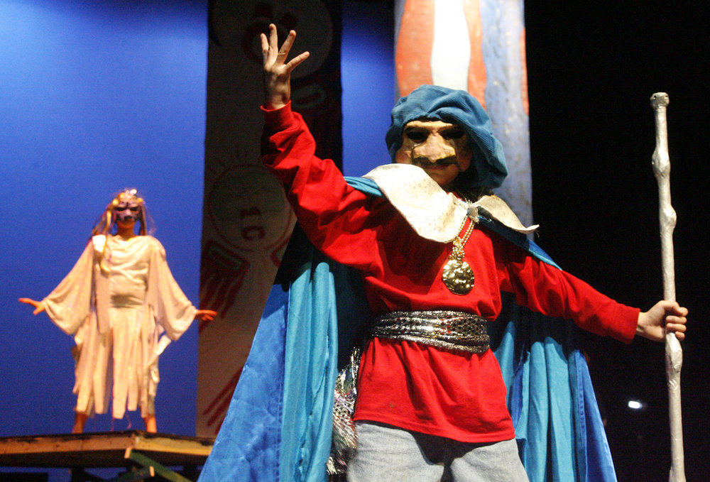 TIDES & THE TEMPEST | Kennedy Center & National Museum of the American Indian