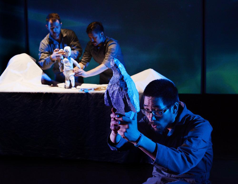 ALAXSXA | ALASKA, co-directed with Ping Chong | Ping Chong + Company