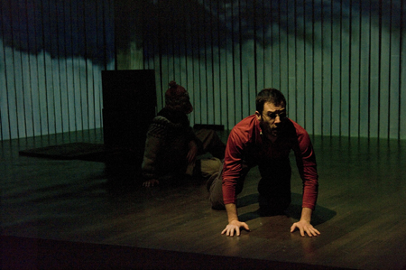 THE BLUE BEAR | Perseverance Theatre, dir. Leon Ingulsrud