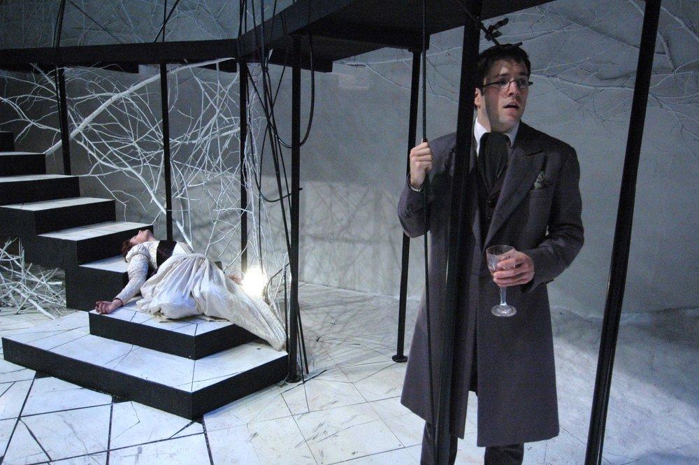 HAMLET | Perseverance Theatre, dir. PJ Paparelli