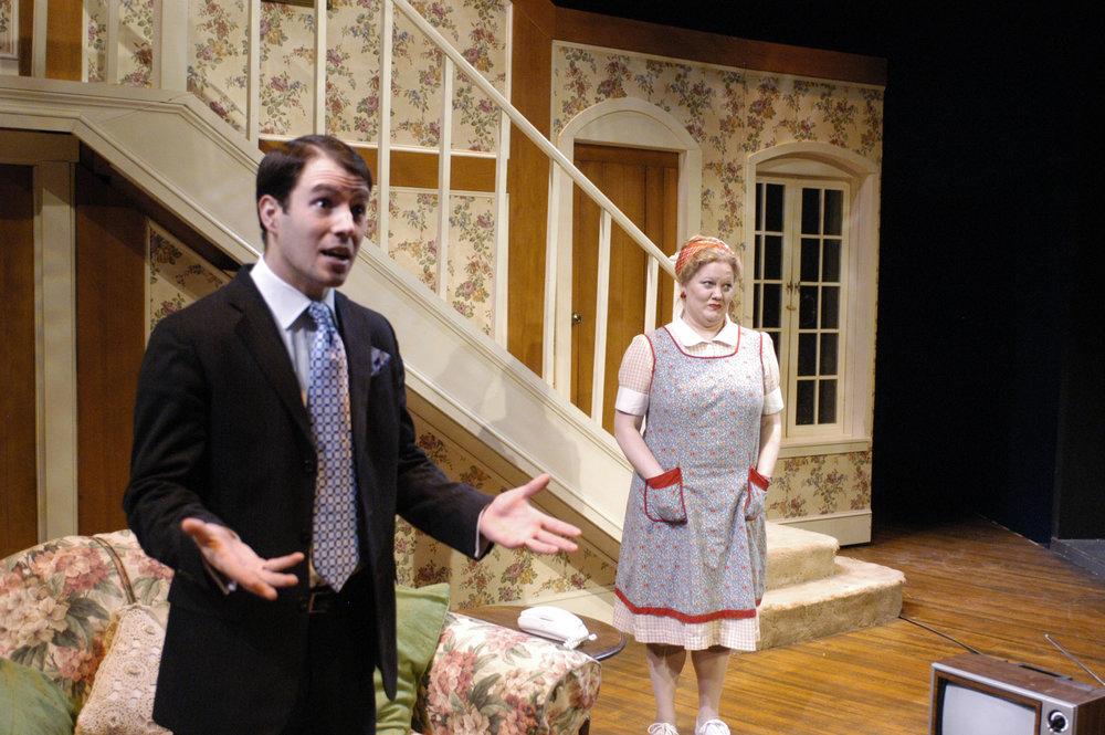 NOISES OFF | Perseverance Theatre, dir. Keith BaxterNOISES OFF | Perseverance Theatre, dir. Keith Baxter