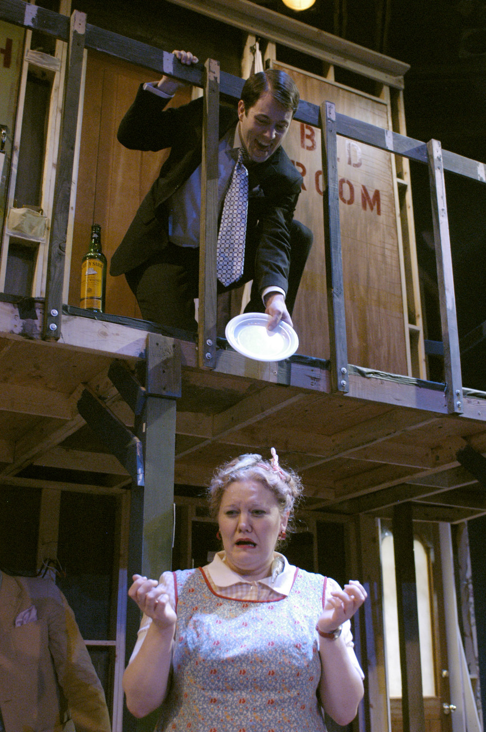 NOISES OFF | Perseverance Theatre, dir. Keith Baxter