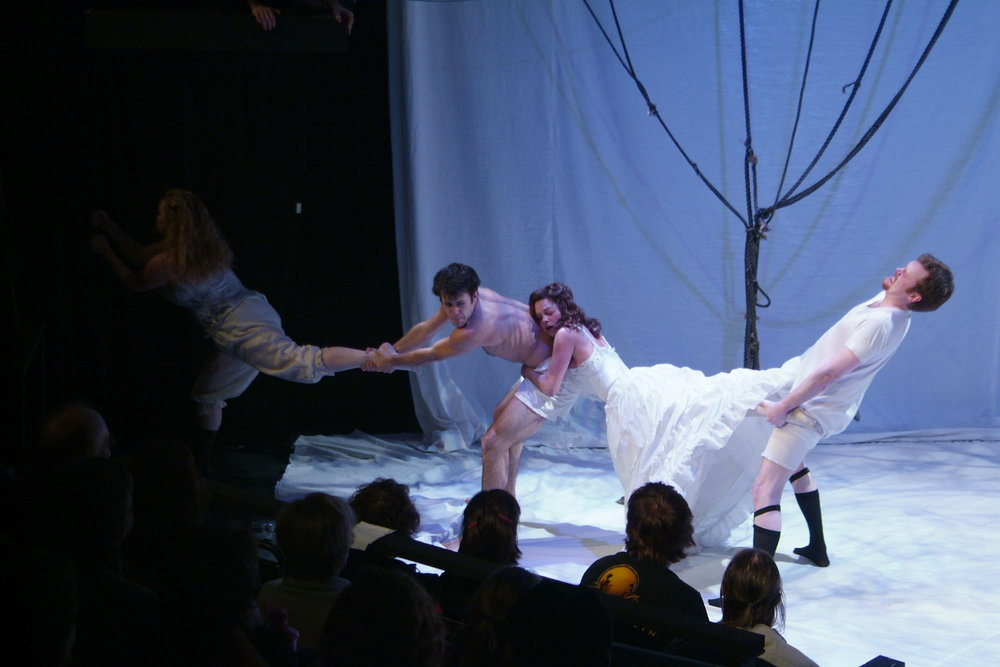 A MIDSUMMER NIGHT'S DREAM | Perseverance Theatre, dir. PJ Paparelli