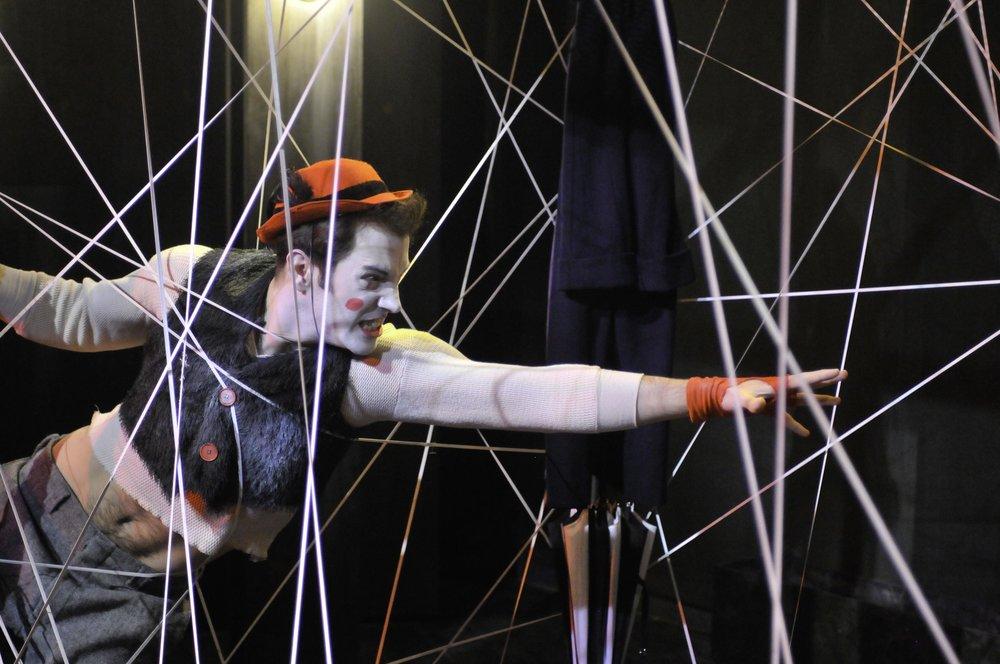 EURYDICE | Perseverance Theatre, dir. Roblin Gray Davis