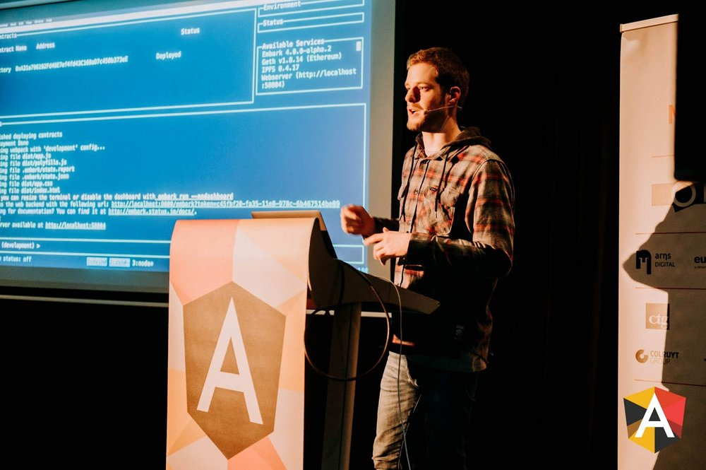 MEET - Provide attendees with the opportunity to meet with world-renowned Angular experts from all over the world.