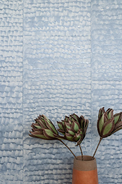 Cirro handpainted wallpaper panels