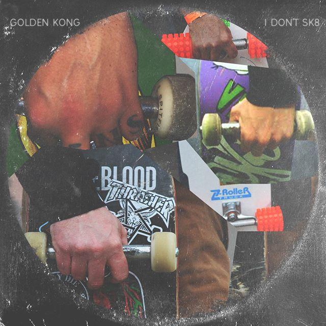 """Como no esporte exige habilidade e criatividade, Golden Kong vem com a sua nova mixtape """"I Dont Sk8"""" e mostra para nós que música e esporte trabalham lado a lado. http://ow.ly/g7DB30nN9wa  #solta #anossamusica #goldenkong #housemusic #lofi #sk8 #mixtape"""