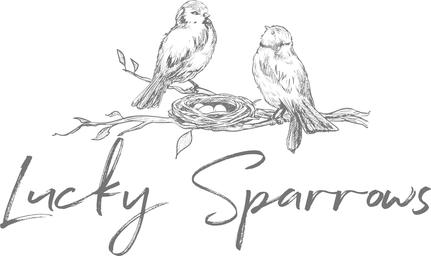 Lucky Sparrows