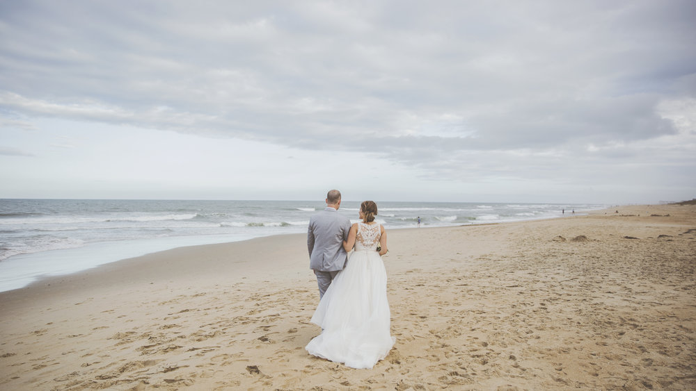 From an intimate ceremony in the Blue Ridge Mountains, to a waterfront Virginia Beach wedding, we want to be the photographers to capture it. We love to go and will travel anywhere and everywhere!