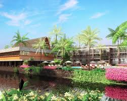COMMERCIAL - A unique mix of historical Hawaii resort with a new and contemporary take on what a resort experience is makes makes for a perfect positioning on the high demand Kauai hotel market.