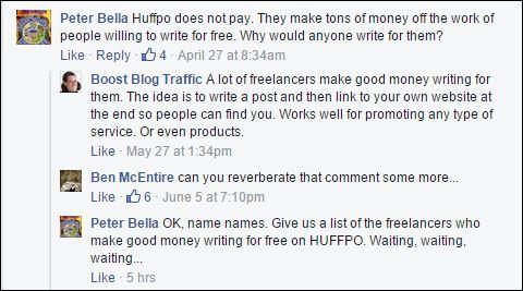 Facebook ad customer service