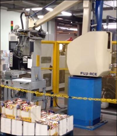Brochure Printing Robot