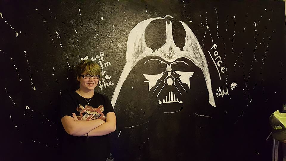 Star wars decor