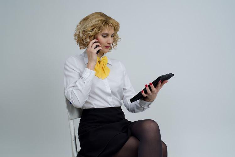 female run small business