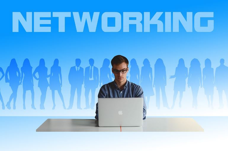 networking as a freelance writer