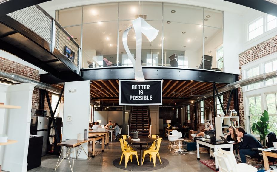 getting an office for your freelance business