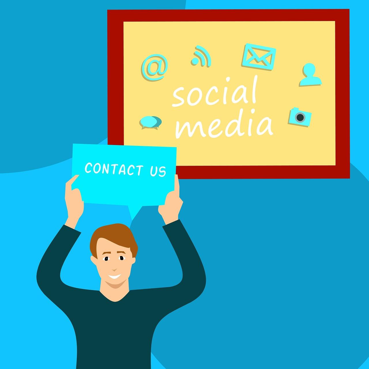 advertising on social media for freelance writers