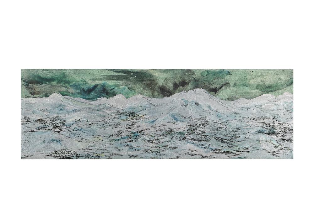 Ocean 2 (dusk)