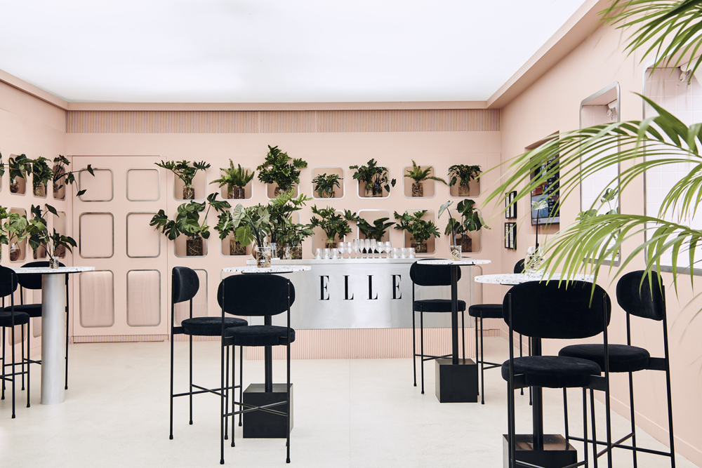 ELLE REMEDY BAR