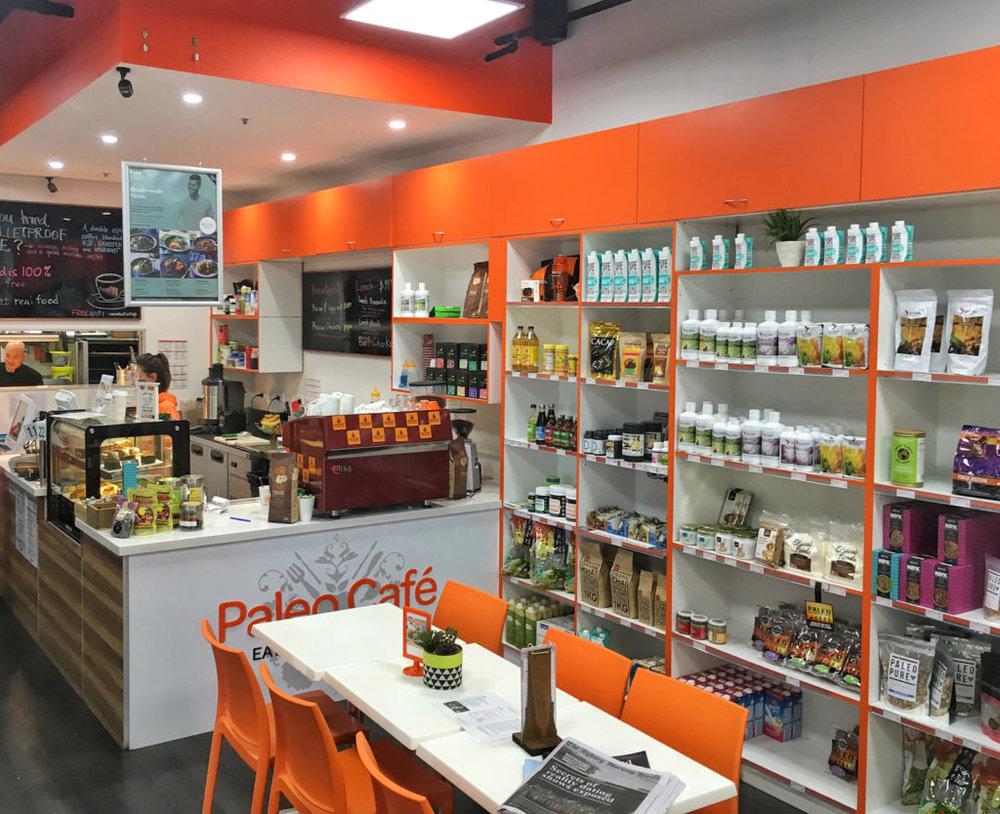 Sydney Healthy Paleo Cafe 2