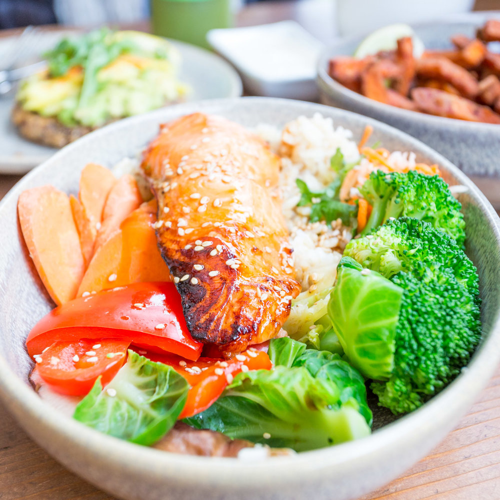 LA Los Angeles Healthy Eats Gut Friendly IBS