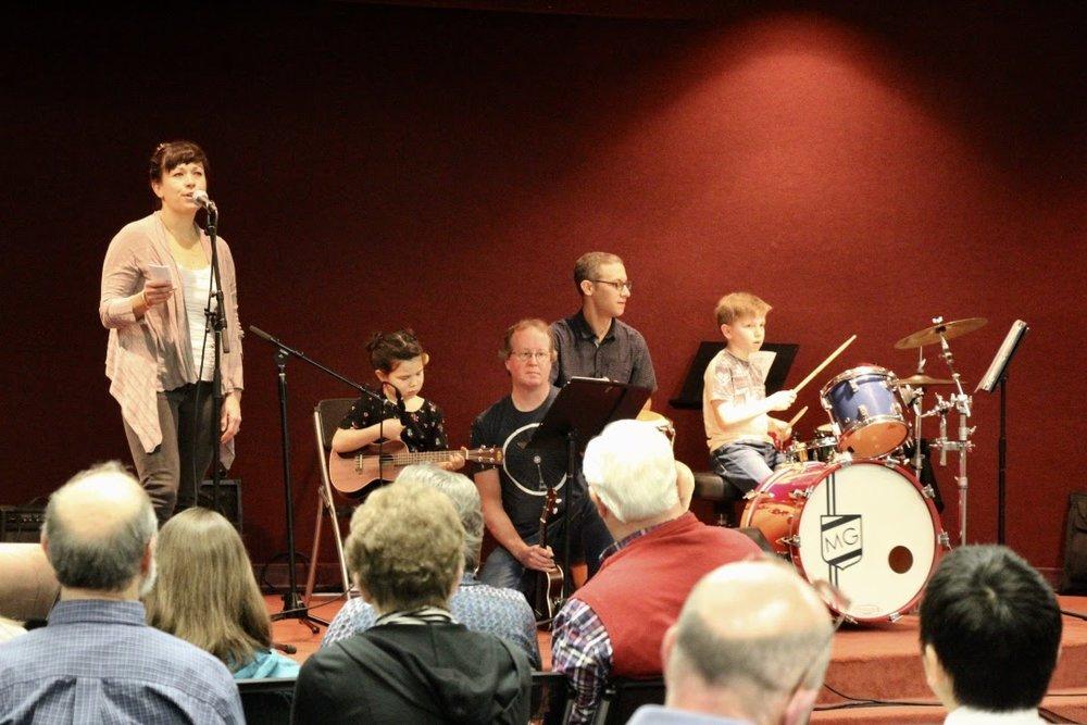 Recital family band.jpg
