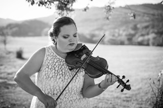 Susie Shortt - Susie Shortt has studied under the direction of Katherine Sasaki of The Katherine Sasaki Suzuki Violin School Academy. After her completion of the Academy, she studied with Anne Foreman during her adolescent career.She is a graduate from The University of Tennessee.During her professional career she has studied with Jazz Violinist Randy Sabien, Award Winning Fiddle Artists Jimmy Herman and Ben Probus.Susie is a member of the Local 369 Union in Nevada and Local 256-733 In Birmingham, Alabama. Member of the Suzuki Academy Association and Alabama Bluegrass Music Association.She's been playing professionally for 30 years. Known in the South as