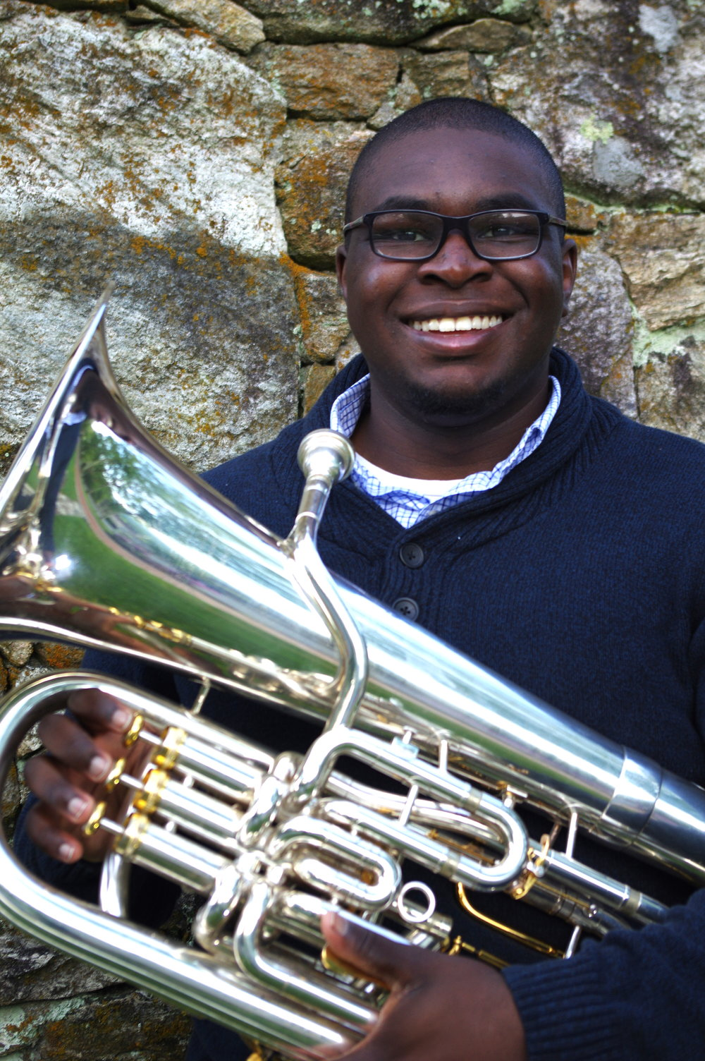 michael johnson - Michael Johnson is a teacher, performer, and adjudicator in the low brass world. He began playing euphonium at 17 and has expanded into trombone and tuba as well. He studied euphonium with Mr. John Sizemore while studying at North Greenville University. After his undergraduate degree was complete he attended Samford University for his Master of Music Education where he studied with Dr. Demondrae Thurman and Dr. Brandon Slocumb. Michael has published articles in brass pedagogy in the South Carolina Musician and enjoys finding new ways to teach concepts. He has taught students that have placed in All-State Jazz, Concert Band, and in the Alabama Youth Symphony. Michael continues to play in the area and enjoys performing on both trombone and euphonium. He loves teaching the fundamentals and believes a strong core basics sets the stage for more advanced success.