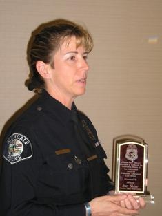 Officer Sue Shine