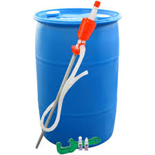 Emergency Water Barrel
