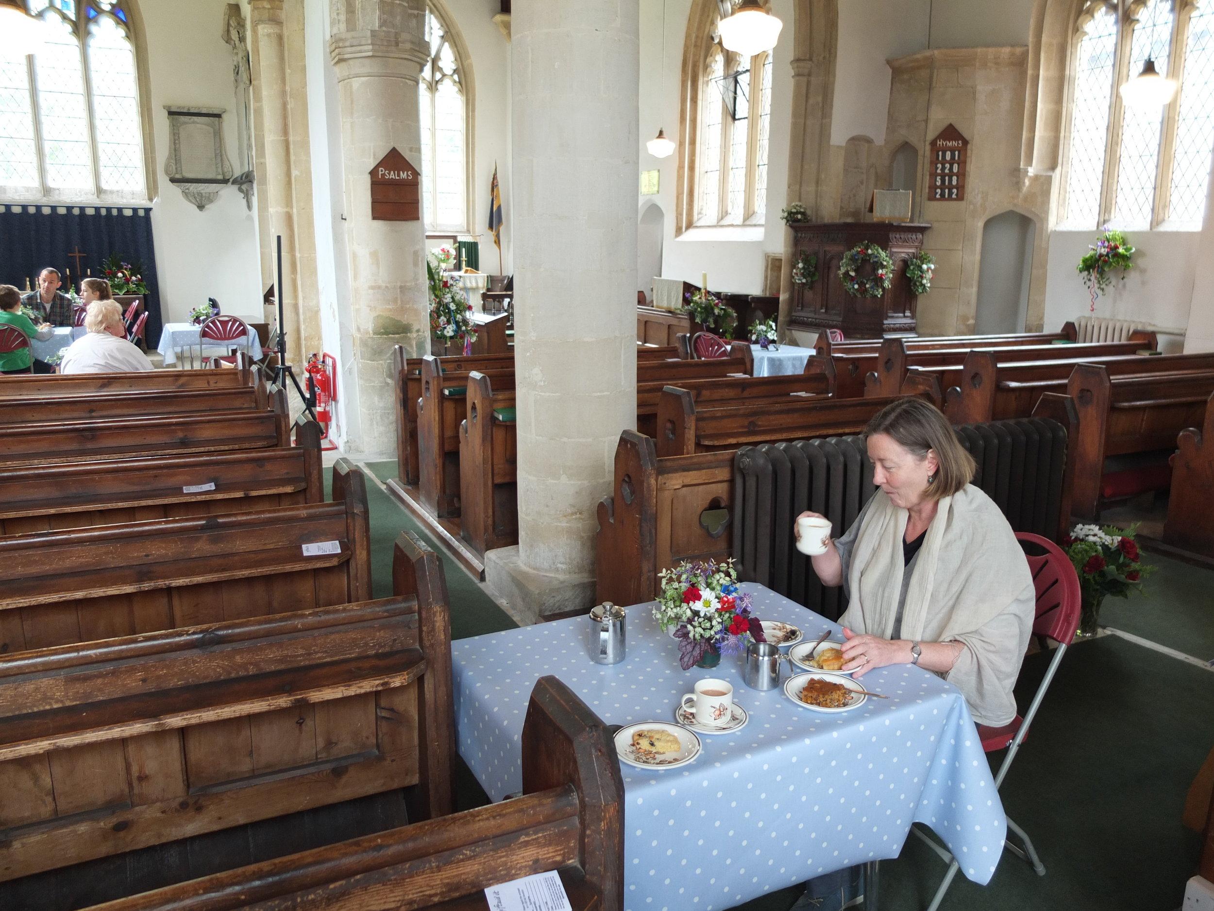 Cotswold Church Fete
