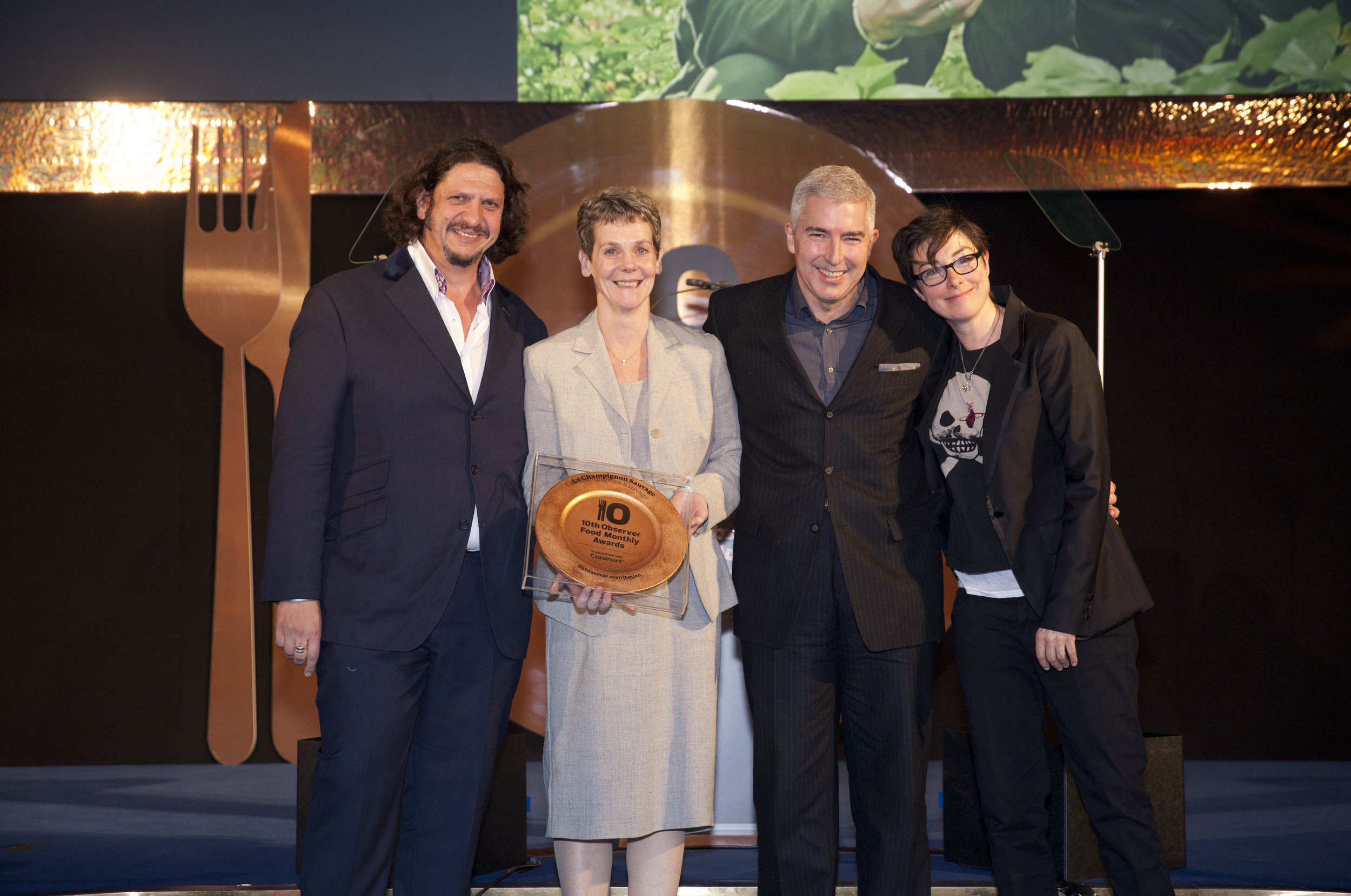 2013 OFM Award - Outstanding Contribution