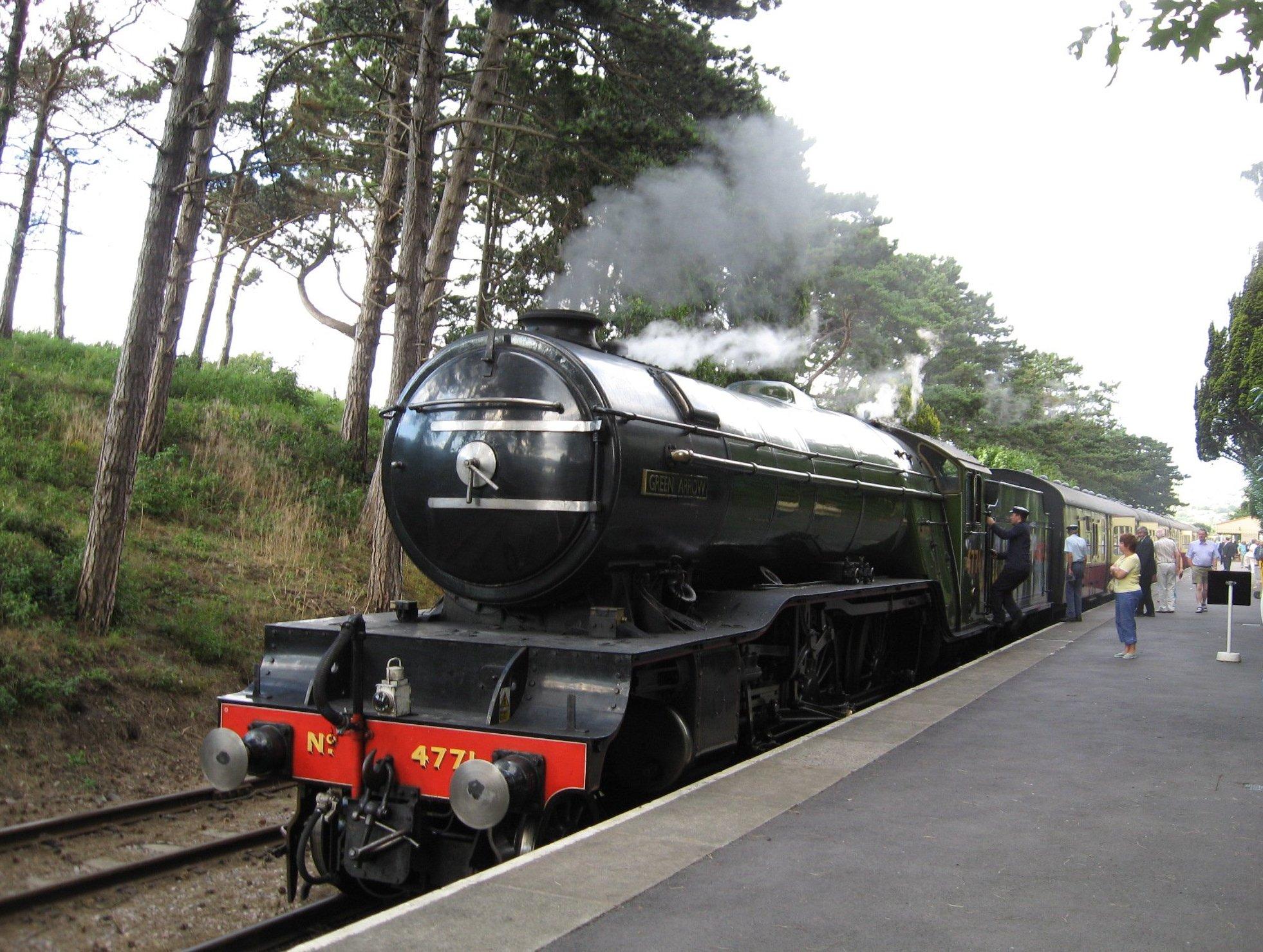 Gloucestershire-Warwickshire-Railway
