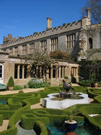Sudeley Castle Topiary Garden