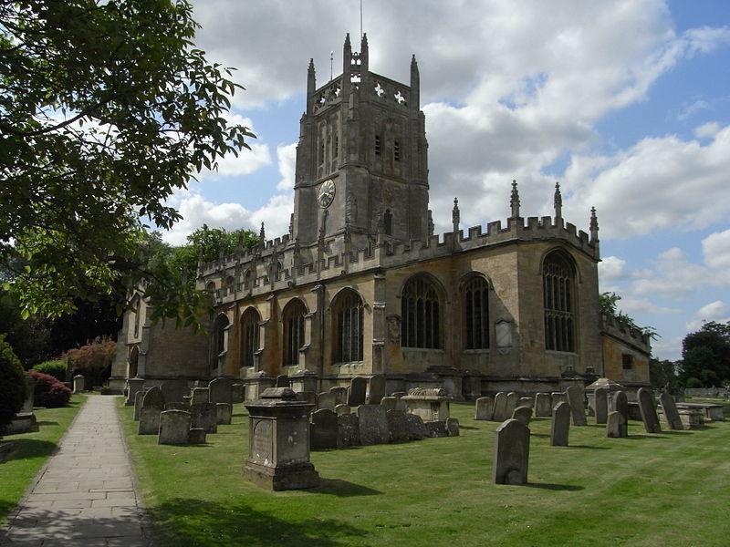 Fairford Parish Church of St Mary
