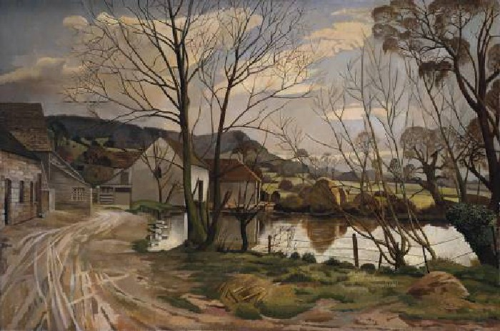 Farm Pond Leonard Stanley