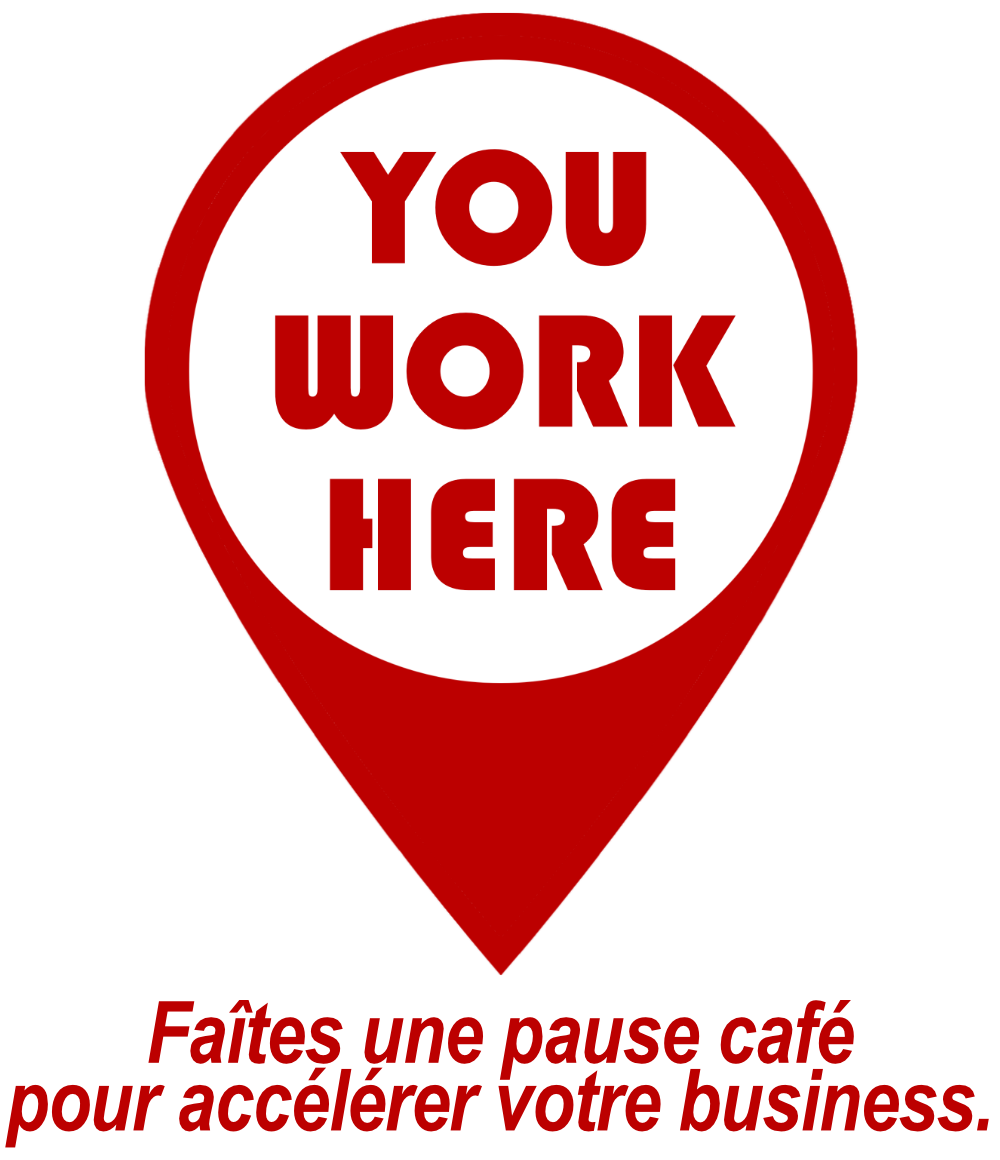 You Work Here