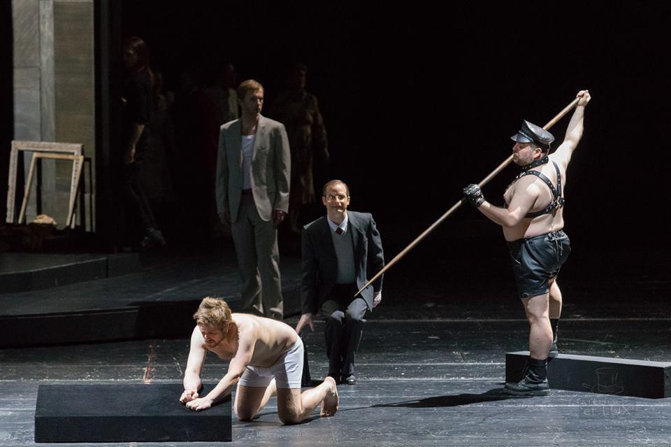 Edward II - Deutsche Oper Berlin