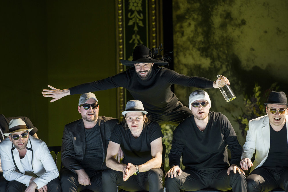 Death in Venice - Deutsche Oper Berlin