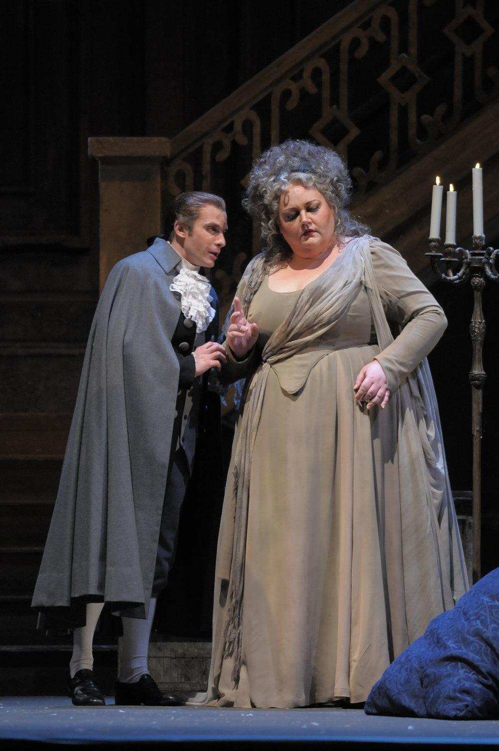 Un ballo in maschera - Lyric Opera of Chicago