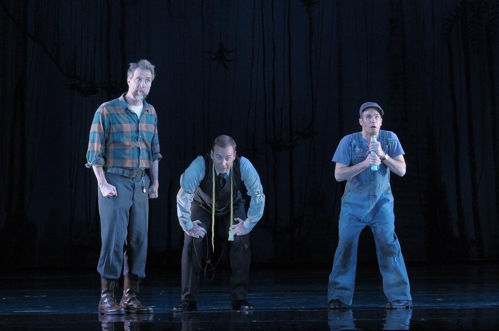 A Midsummer Night's Dream - Lyric Opera of Chicago