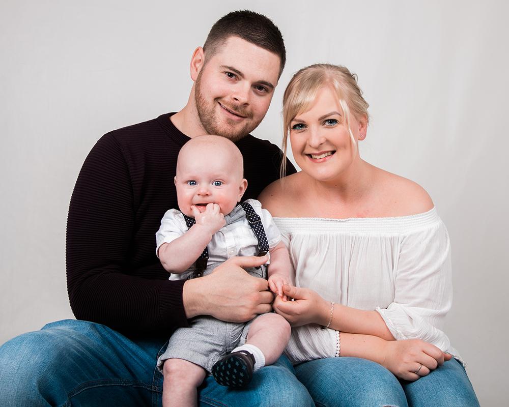 Studio family photo shoots - Fun, Creative Family Photo Shoots