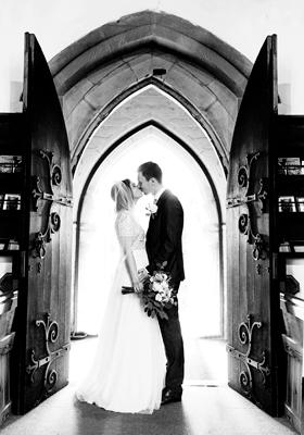 Wedding Photography at St Margarets Church Whitnash
