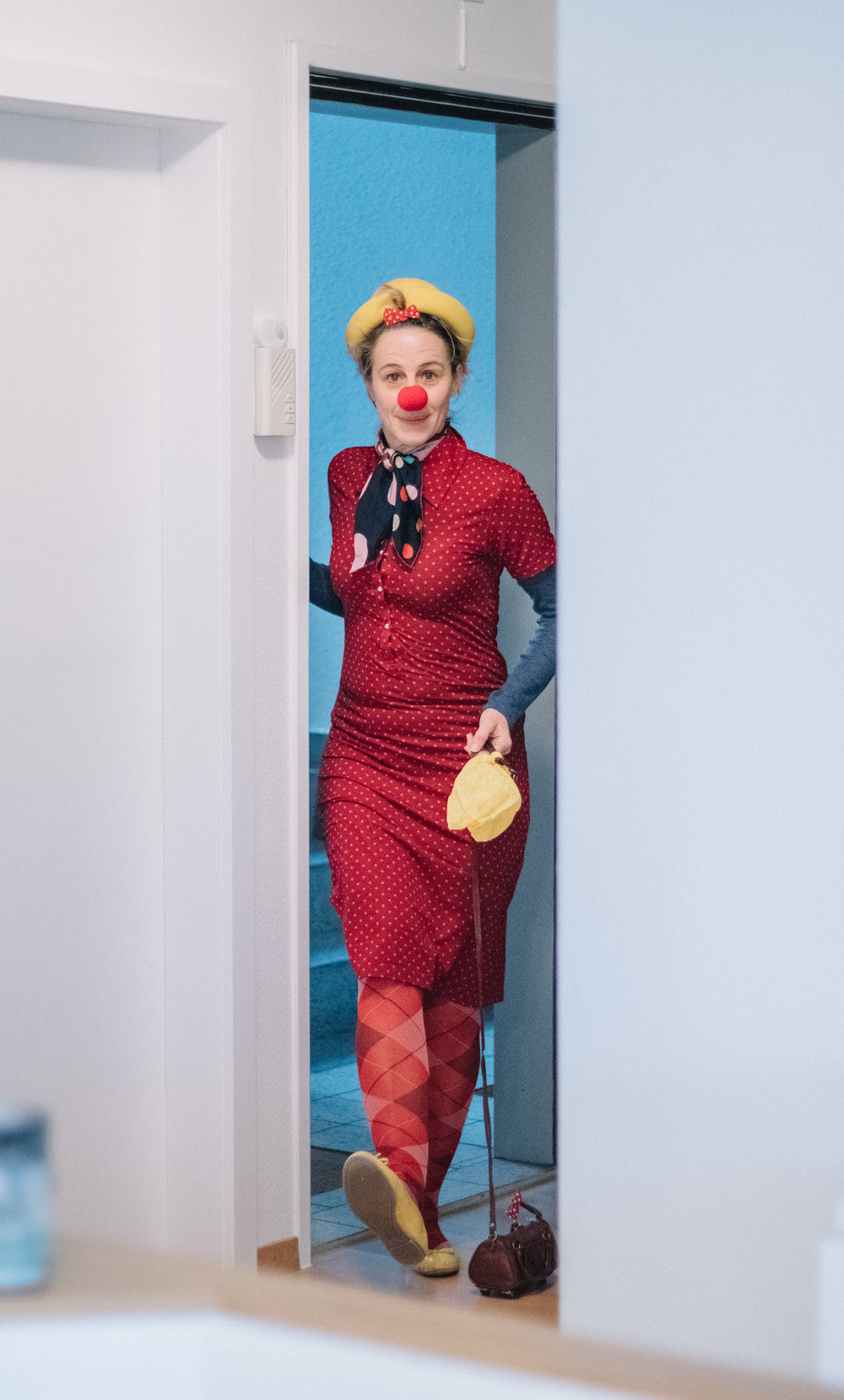 Clownin Madame et Fritzli 1 - small.jpg