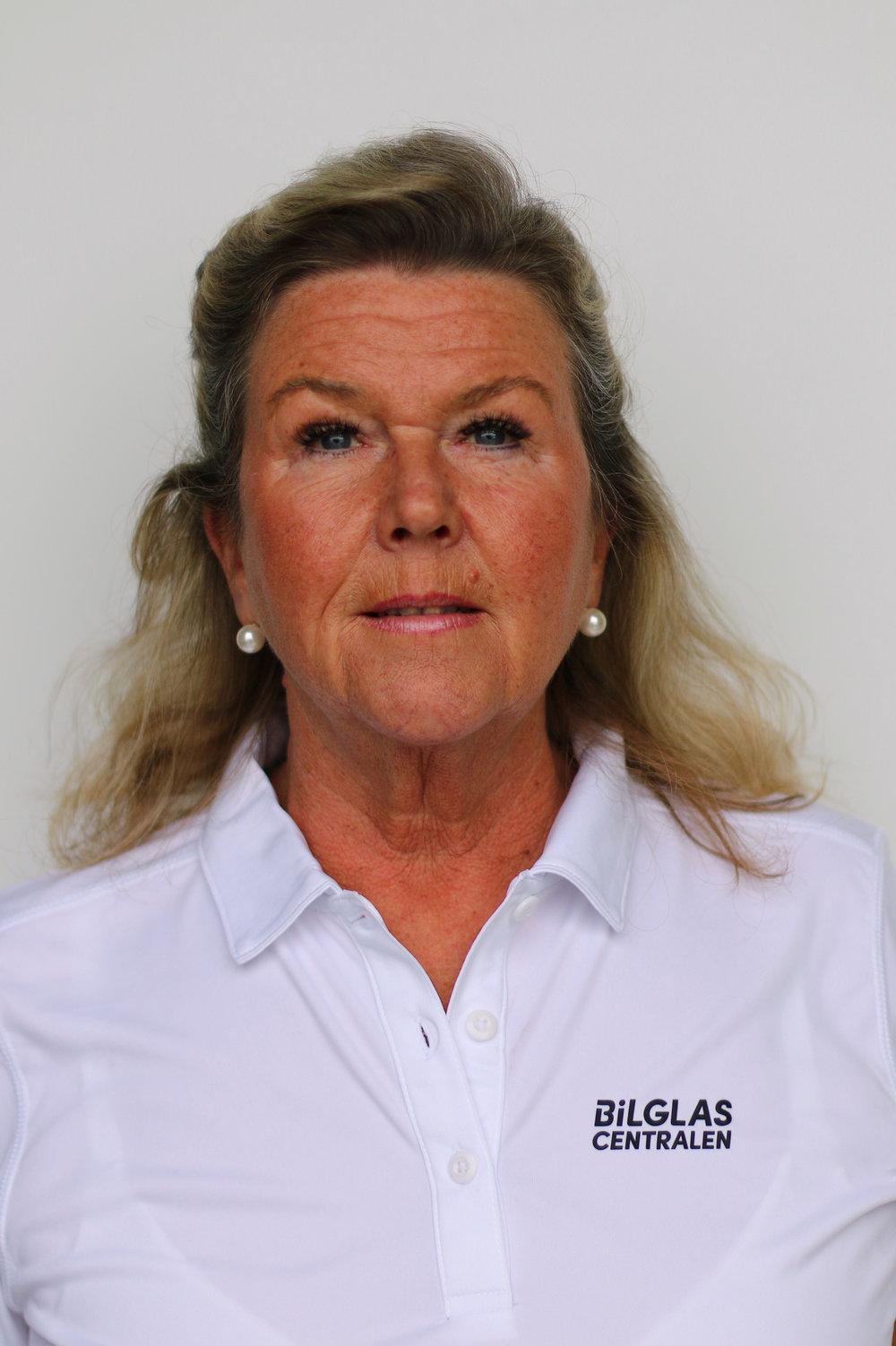 Britt Gnudi - Kundmottagare