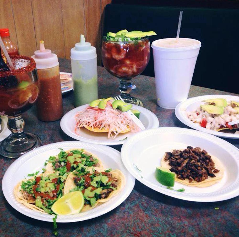 Tacos Y Mariscos El Tapatio Numero 1