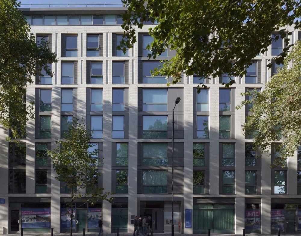 Wellington Lodge, London
